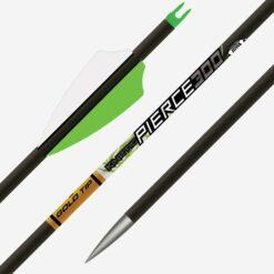 Gold Tip Kinetic Pierce Arrows
