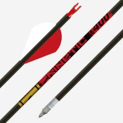 Gold Tip Kinetic Arrow Shafts
