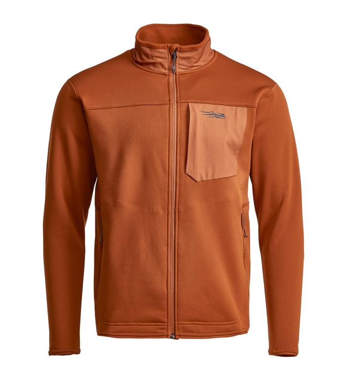 Sitka Gear - Dry Creek Fleece Jacket Copper (80057)