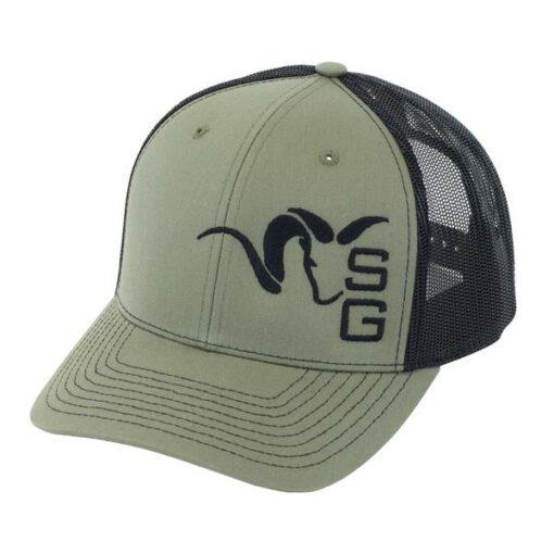 Stone Glacier Trucker Hat