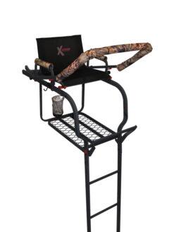 X Stand Duke - Ladder TreeStand - Locking Jaw system