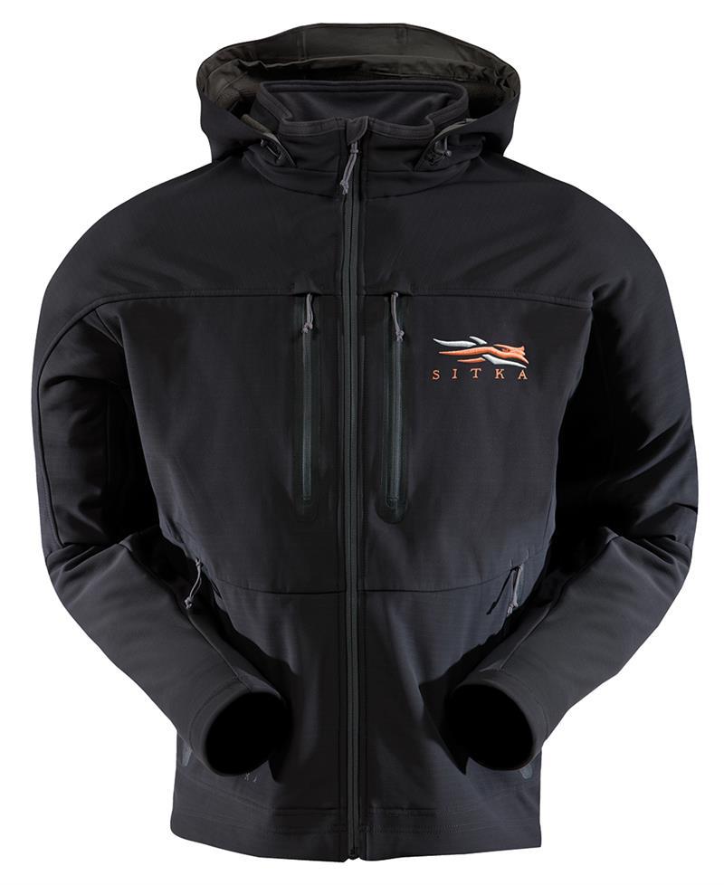 Sitka Gear Jetstream Jacket Black