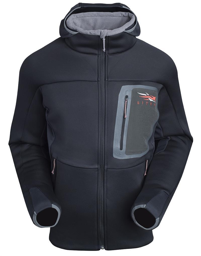 Sitka Traverse Cold Weather Hoody Black - Sitka Gear