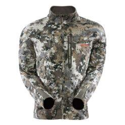Sitka Gear Equinox Jacket|Equinox Jacket 4-Way Stretch with Safety Harness Port|Equinox Jacket Rangefinder Pocket