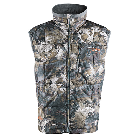 Sitka Fahrenheit Vest Waterfowl Timber - Sitka Gear