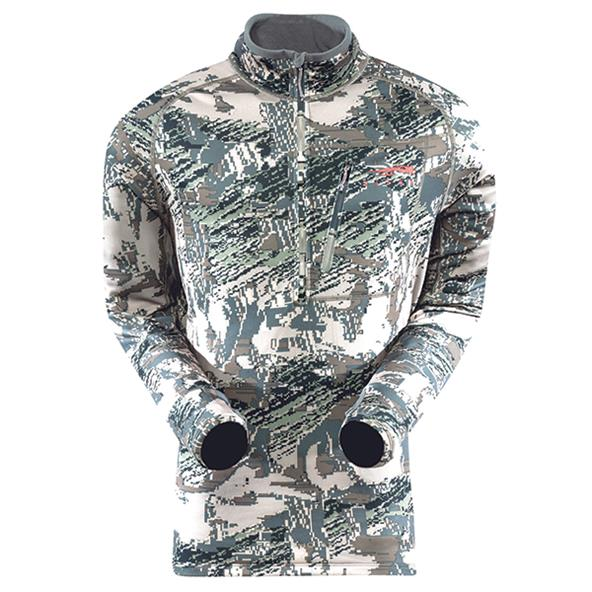 Sitka Gear - Traverse Zip-T OPTIFADE Open Country  (New 2021 Closeout)