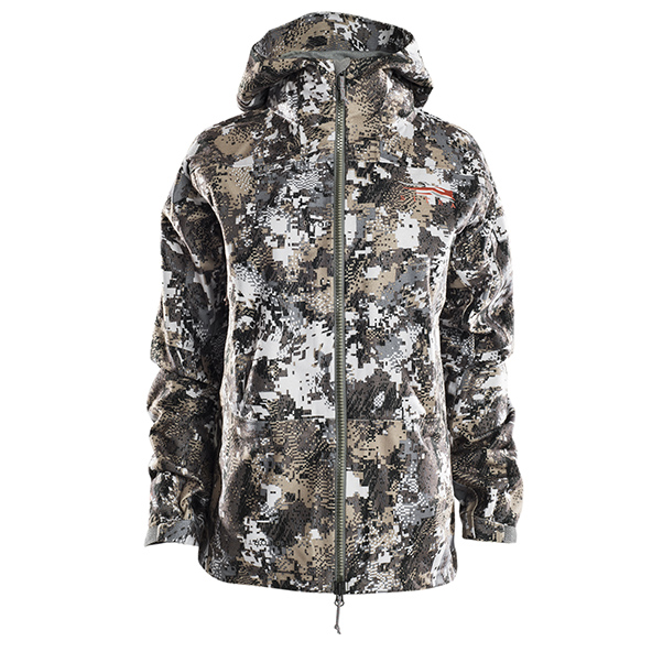 Sitka Gear - Women's Downpour Jacket OPTIFADE Elevated II - Closeout