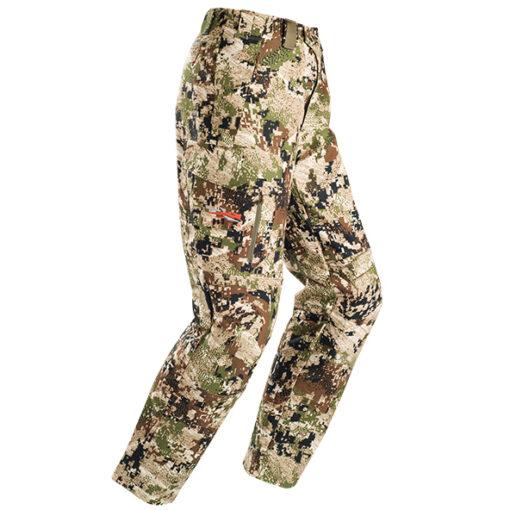 Sitka Gear - Mountain Pant OPTIFADE Subalpine - Sitka Gear|Mountain Pant Removable Knee Pad