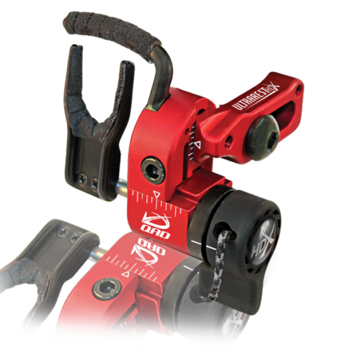 QAD UltraRest HDX - Red