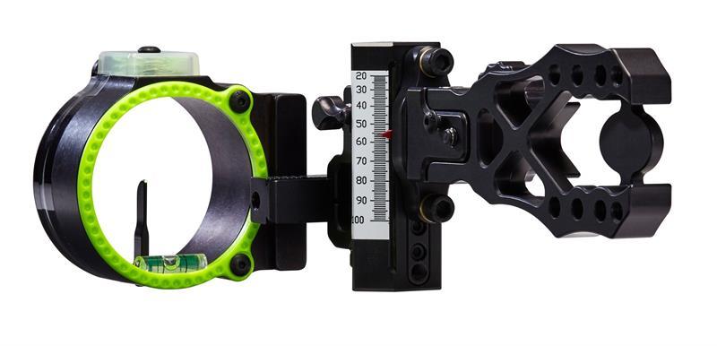 Black Gold Sight - Ascent Verdict Sight Single Pin