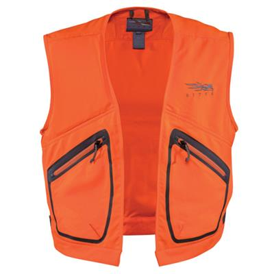 Sitka Ballistic Vest Baze Orange - Sitka Gear