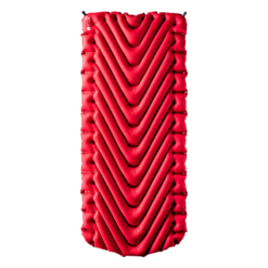 Klymit Insulated V Luxe Sleep Pad - Red