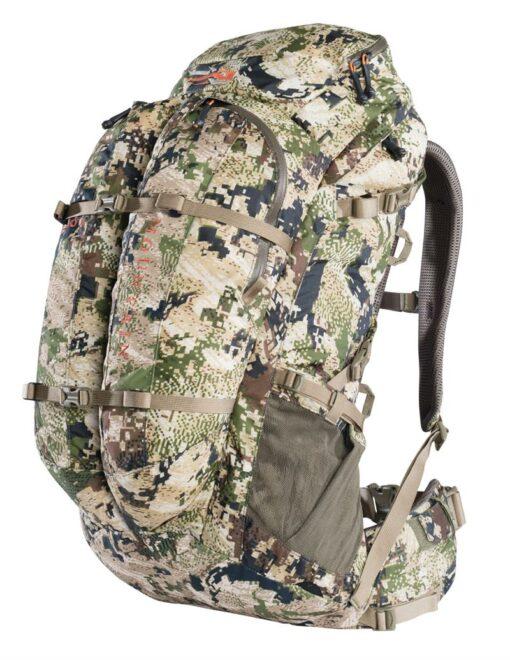 Sitka Gear Mountain Hauler 2700 Pack, Subalpine Concealment Shop Sitka Mounain Hauler 2700 Pack, Open Country Concealment