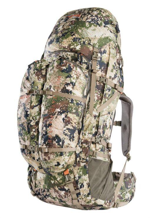 Sitka Gear Mountain Hauler 4000 Pack, SUBALPINE Concealment Sitka Gear Mountain Hauler 4000 Open Country Camo