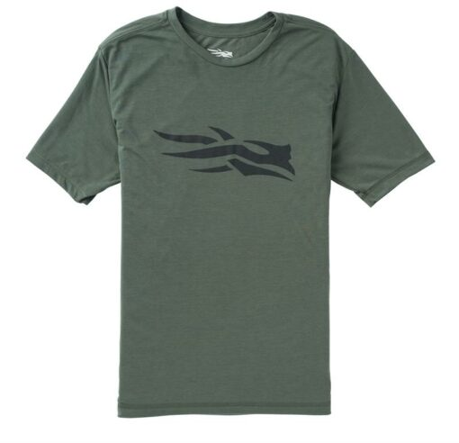 Sitka Gear - Icon Tee SS Lead Heather