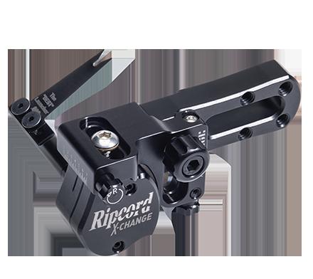 Ripcord X-Change - Target Rest - Black Ripcord X-Change - Target Rest - Arrow Rest - Target Archery