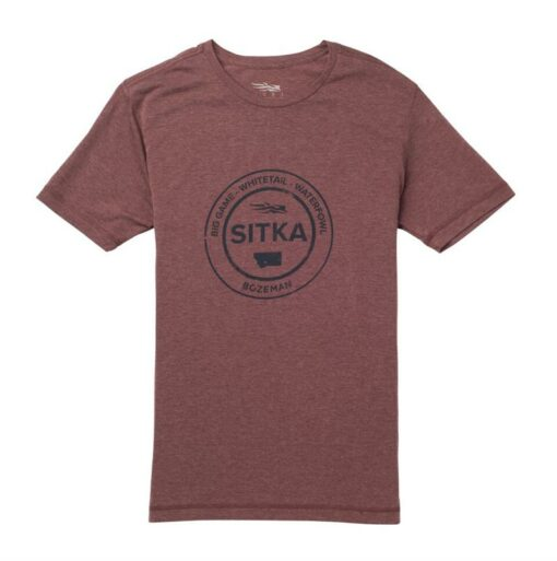 Sitka Gear - Seal Tee SS Umber Heather