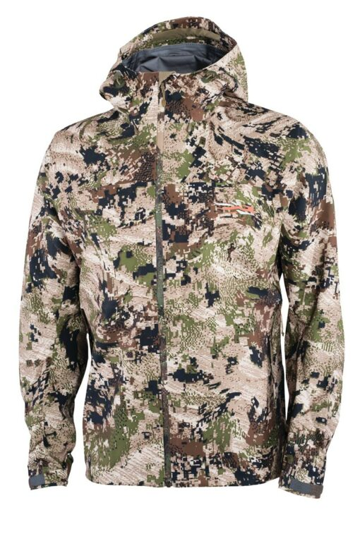 Sitka Gear - Cloudburst Jacket Subalpine Concealment Sitka Gear - Cloudburst Jacket Open Country Concealment