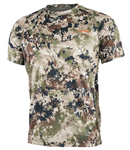 Sitka Gear - New Core Series - Short Sleeve Shirt SS |Shop New 2019 Sitka Gear Optifade Open Country|Sitka Gear New for 2019 Core Short Sleeve Elevated II