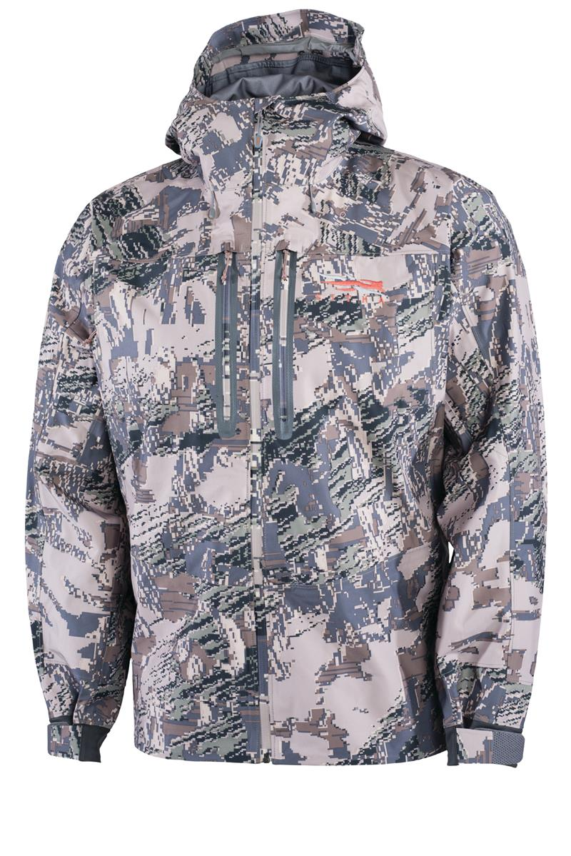 Sitka Gear Clearance - Stormfront Jacket OPTIFADE Open Country (Closeout)