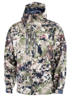 Sitka Gear - Stormfront Jacket Version 2.0, Subalpine Concealment Sitka Gear - Stormfront Jacket Version 2.0, Open Country Concealment