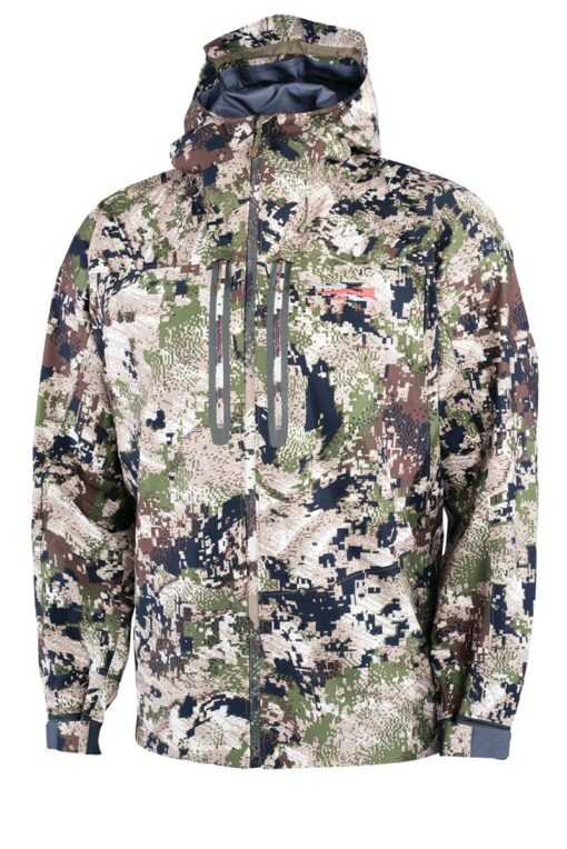 Sitka Gear - Stormfront Jacket Version 2.0, Subalpine Concealment|Sitka Gear - Stormfront Jacket Version 2.0, Open Country Concealment
