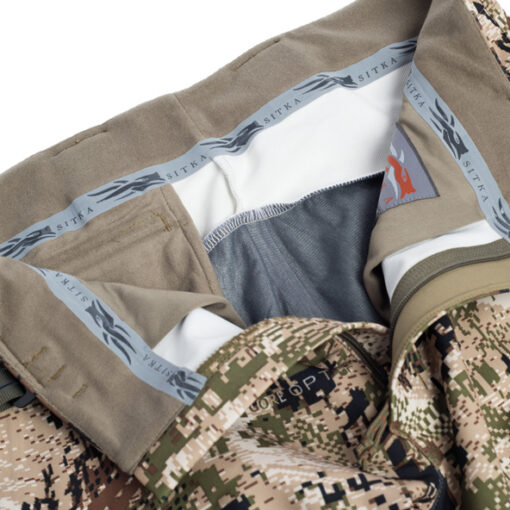 Shop Sitka Gear Timberline Pant Optifade Subalpine Reinforced GORE-TEX Seat Removable Knee Pads Polyester/Nylon Interior