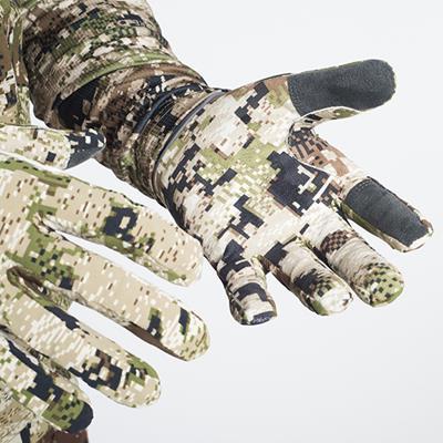 Sitka Gear - Ascent Glove OPTIFADE Subalpine|Sitka Gear - Ascent Glove OPTIFADE Subalpine