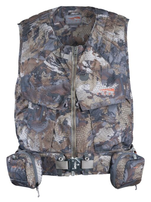 Sitka Gear - Delta Wading Vest Optifade Waterfowl Timber