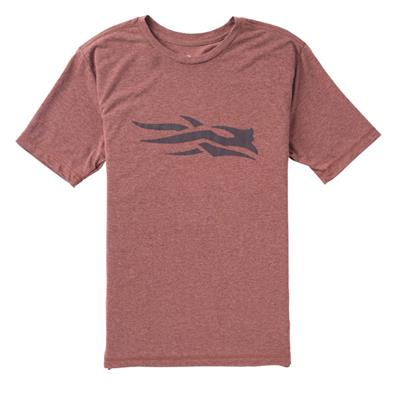 Sitka Gear - Icon Tee SS Umber Heather