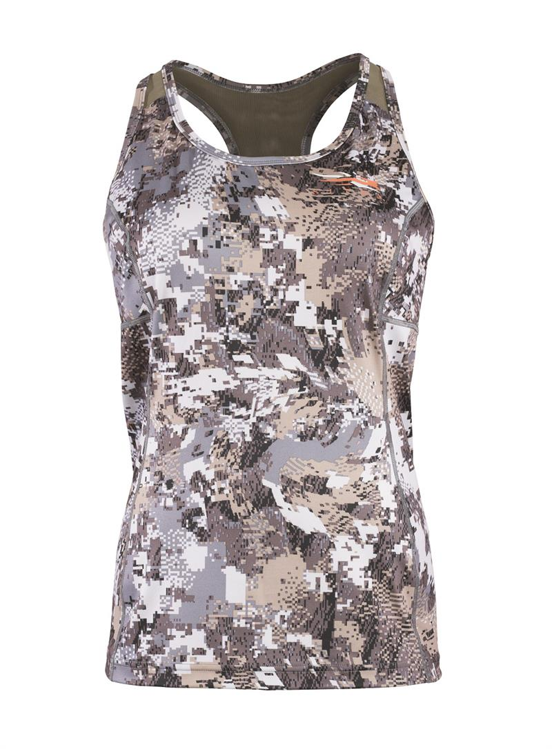 Sitka Gear - Womens Core Active Tank Optifade Elevated II Closeout (10059-EV)