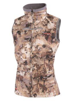 Sitka Gear Womens Dakota Vest Optifade Waterfowl Marsh