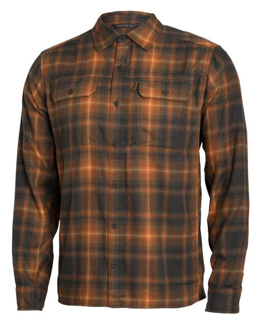 Sitka Gear TTW Frontier Shirt Earth Plaid