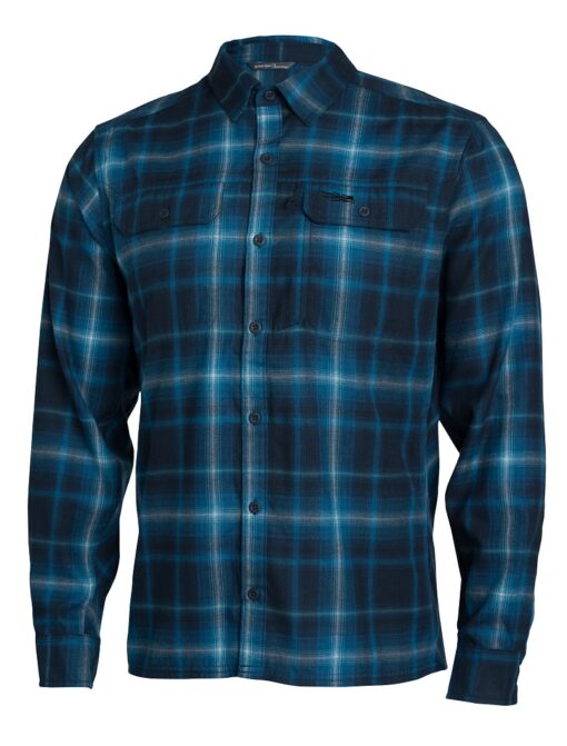 Sitka Gear TTW Frontier Shirt Eclipse Plaid