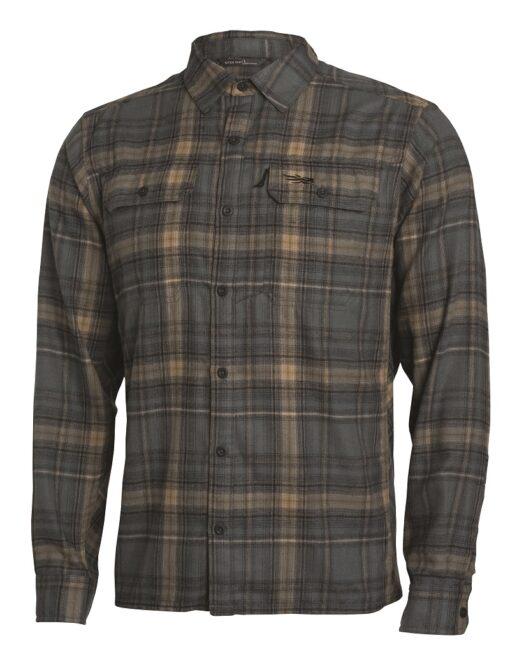 Sitka Gear TTW Frontier Shirt Sandstone Plaid