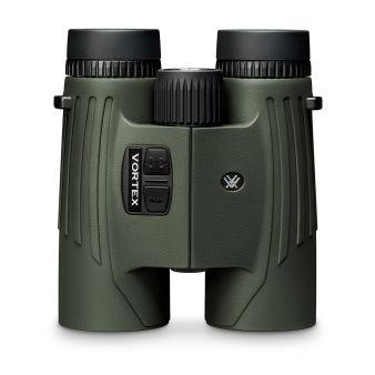 Vortex Fury HD 5000 10 X 42 Rangefinder Binoculars Vortex Fury Binocular Bottom View Vortex Fury HD 5000 Binocular Top view Vortex Fury HD 5000 Binocular Right Front