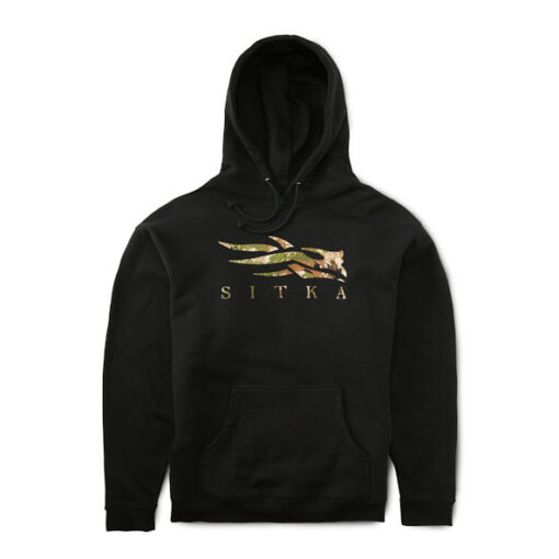 Sitka Gear - Subalpine Logo Hoody Black
