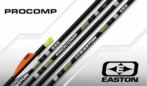 Easton 4MM AC Pro Comp Hunter Arrow Shafts