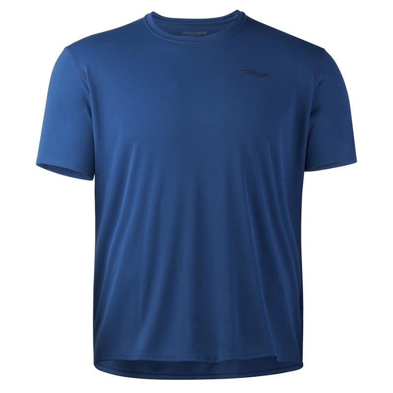 Sitka Gear - Basin Work Shirt SS Admiral Blue (80038-AB)