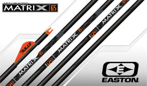 Easton 6.5MM Matrix Arrow Shafts