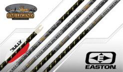 Easton 5MM FMJ Legend Arrow Shafts