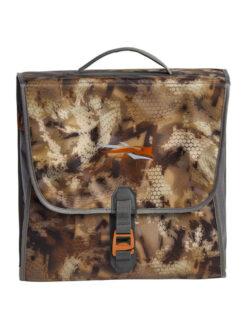 Sitka Gear - Wader Storage Bag OPTIFADE Waterfowl Marsh (40083-WL)|Wader Storage Bag Bottle Opener|Shoulder Straps|Boot Jack