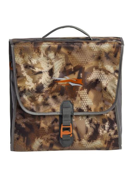 Sitka Gear - Wader Storage Bag OPTIFADE Waterfowl Marsh (40083-WL) Wader Storage Bag Bottle Opener Shoulder Straps Boot Jack