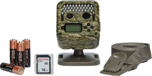 Wildgame Innovations Shadow Micro Trail Camera Combo - Closeout  