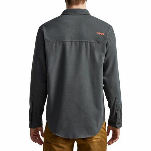 Sitka Riser Work Shirt Lead   