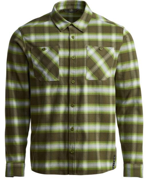 Sitka Gear Covert Plaid Riser Shirt||||