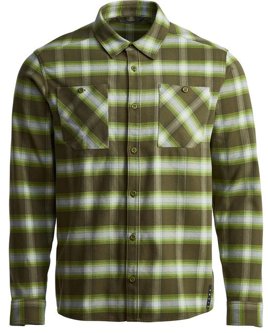 Sitka Gear Closeout - Riser Work Shirt Covert Plaid (80055)
