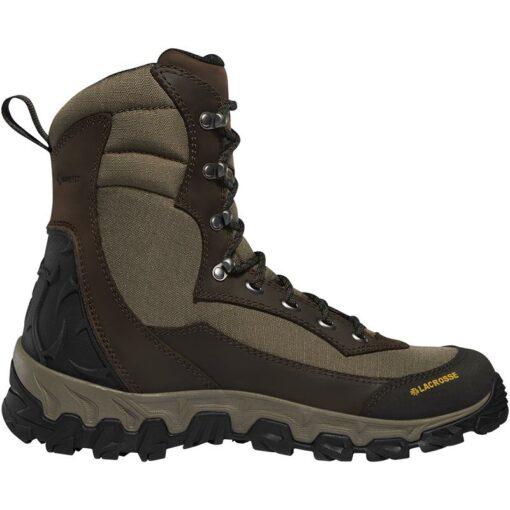 "LaCrosse Lodestar 7"" Brown Boots"