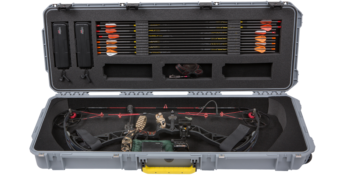 SKB Archery Cases for Compound Bows
