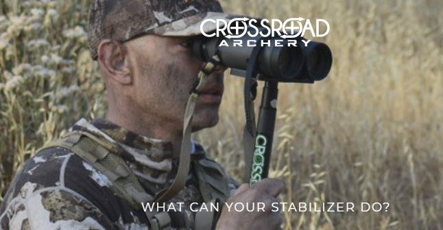 Crossroads Archery Hunting Stabilizers and Accessories